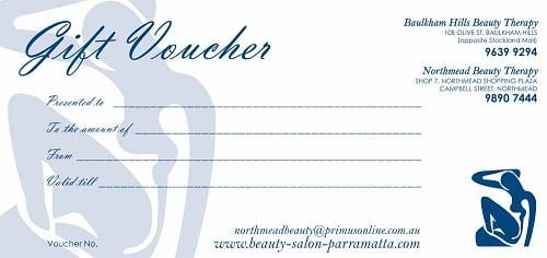 Free beauty salon gift voucher template gift ftempo for Free beauty gift voucher template