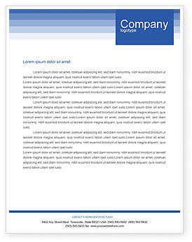 Letterhead Template For Word  Free Letterhead Templates Download
