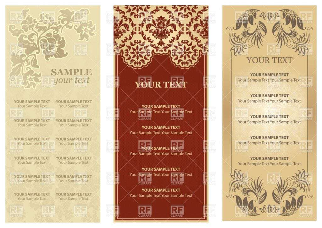 top 5 free restaurant menu templates word templates excel templates. Black Bedroom Furniture Sets. Home Design Ideas