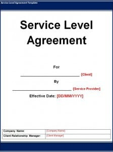 Best It Service Agreement Template Ideas - Guide to the Perfect ...