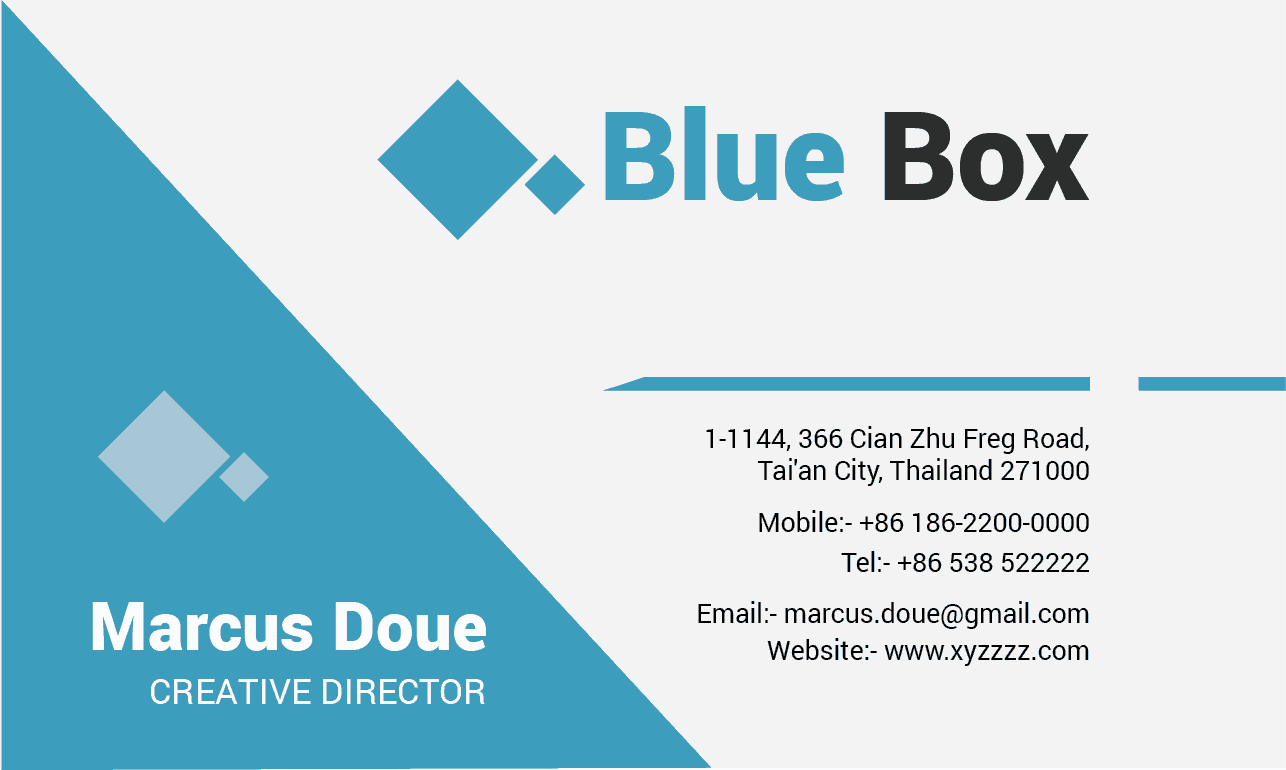 Top Resources To Get Free Visiting Card Templates Word - Free business cards templates for word