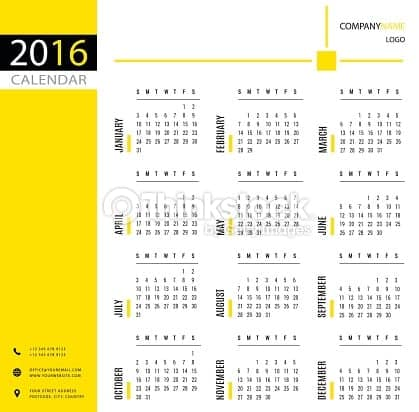 Top  Resources To Get Free Office Calendar Templates  Word