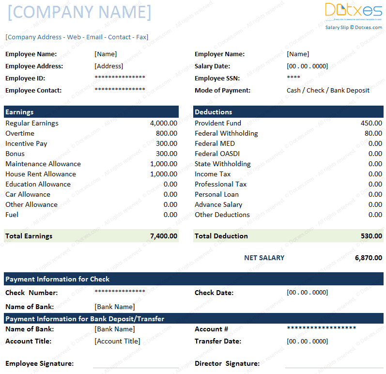 Free Uk Payslip Template Download. Wage Slip Template Best Resumes . Free  Uk Payslip Template Download  Payslip Format In Excel Free Download