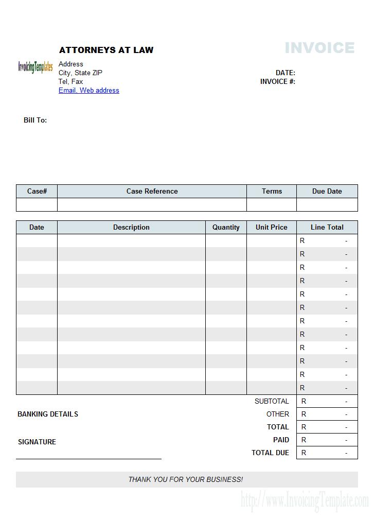 sales invoice template 494