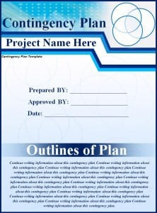 Sample Free Contingency Plan Templates Word Excel Templates