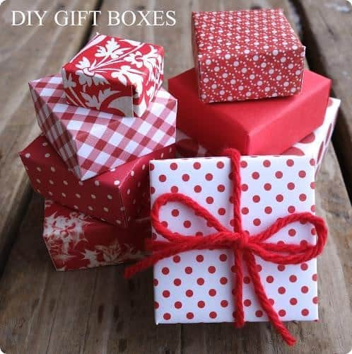 gift box template 5974
