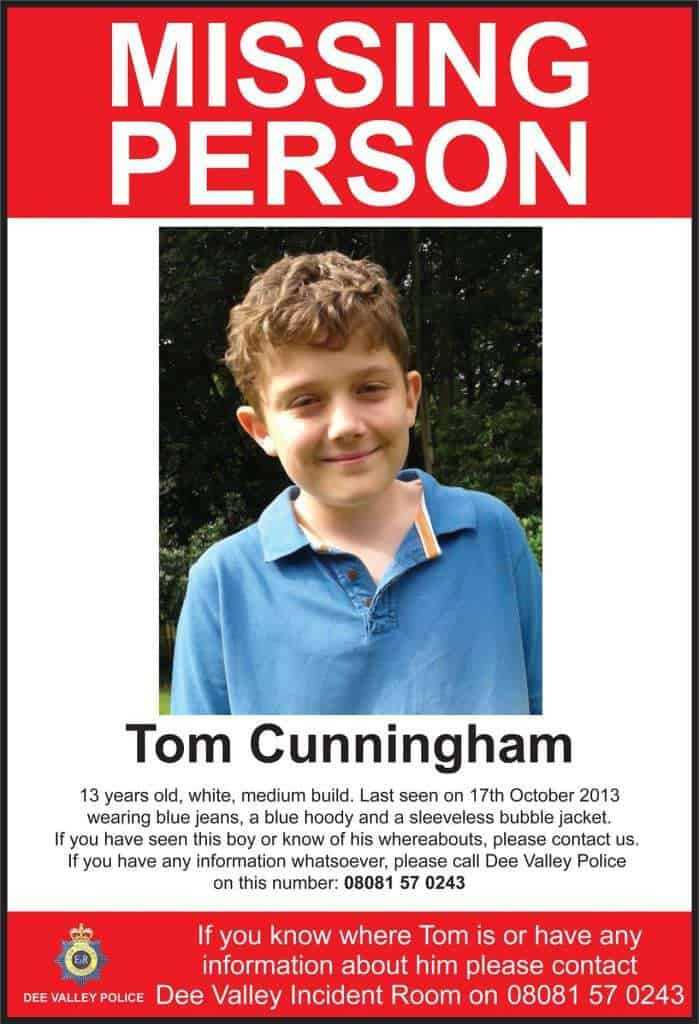 missing person poster template 5481