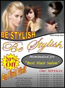 Advertising Flyer Template