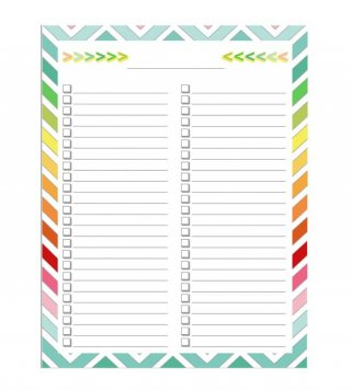 Free To Do List Template For Word from www.docspile.com